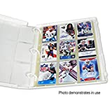 UniKeep Football Trading Card Binder Complete