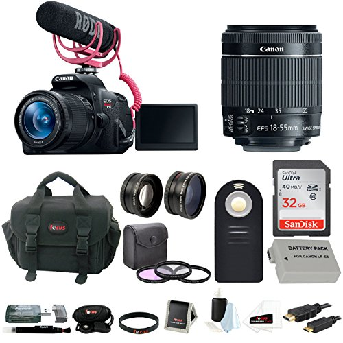 canon-rebel-t5i-video-creator-kit-with-18-55mm-lens-rode-videomic-go-and-sandisk-32gb-sd-card-canon-