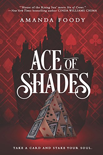 [B.E.S.T] Ace of Shades (The Shadow Game Series)<br />TXT