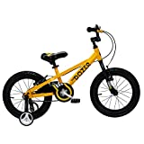 Best Royalbaby 16 Inch Bikes - Royalbaby Bull Dozer Fat Tire Burly Kid's Bike Review
