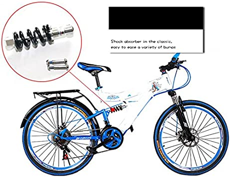 FM/_ Pro Mountain Bike Bicycle Shock Absorber Rear Suspension Absorber Spring Cha