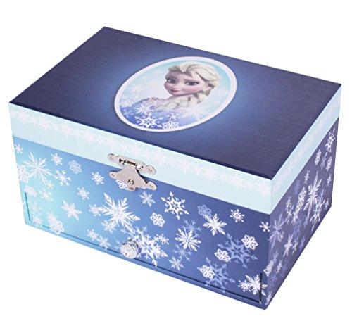 Trousselier Jewellery Box with Music Elsa Frozen Figure