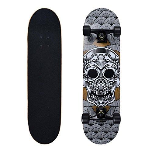 """BLUESCRATTE 31"""" Complete skateboard"""