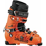 Dalbello Sports Panterra 130 I.D. Ski Boot Orange/Black, 28.5
