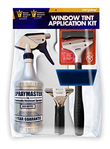 Residential and Commercial Window Film Tools Kit