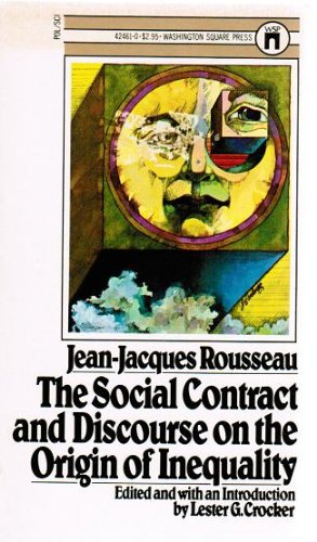 rousseau the basic political writings second edition pdf