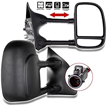 Amazon Com Eccpp Tow Mirrors Replacement Fit For 99 07
