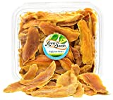 Anna and Sarah Philippine Style Soft Dried Mango, in Container - 3 Lbs