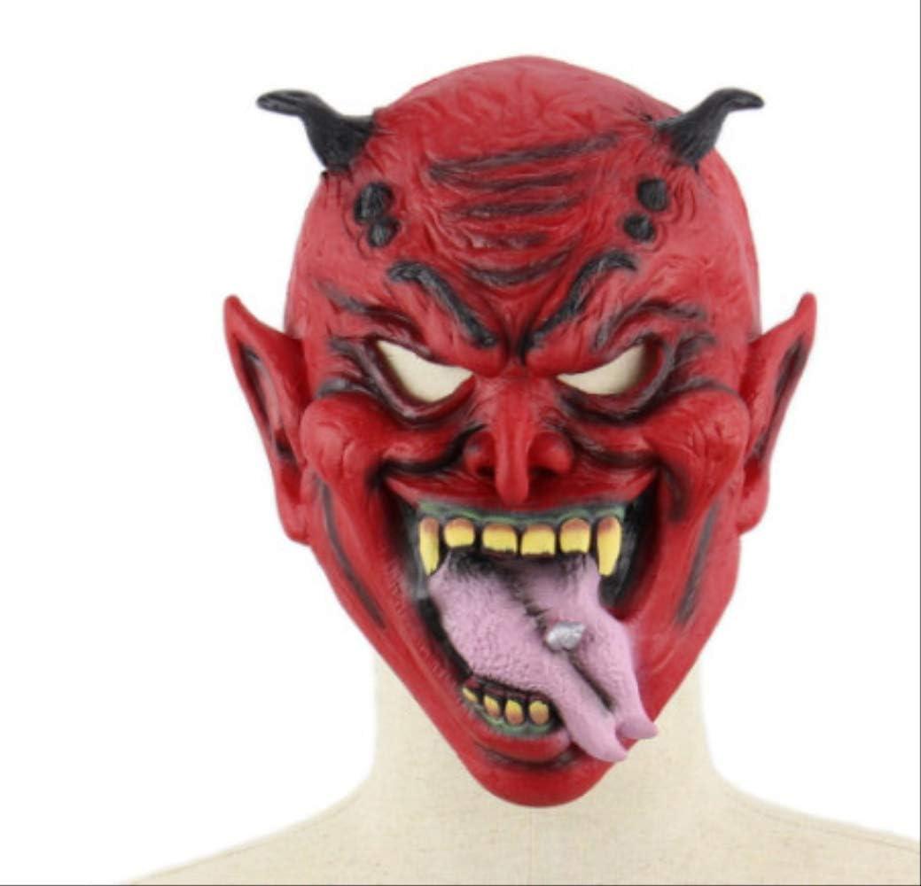 SCCmask Máscara de Horror de Halloween Bruja del Infierno Fiesta ...