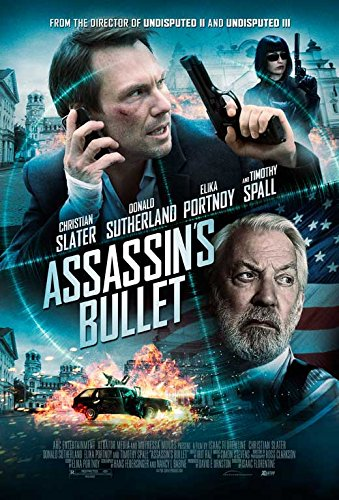 Movie Posters Assassin's Bullet - 27 x 40