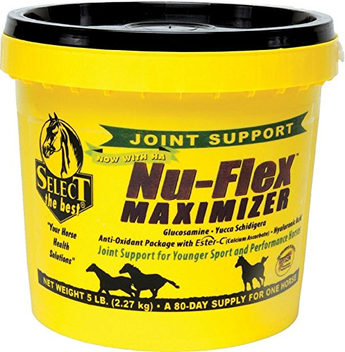 DPD NU-FLEX MAXIMIZER WITH ESTER-C FOR HORSES - 5 POUND by DPD