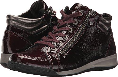 Ara Kvinna Rylee Mode Sneaker Brunello Vernice