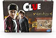 Hasbro Gaming Clue: Wizarding World Harry Potter Edition Mystery Board Game for 3-5 Players, Kids Ages 8 and U