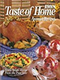 1998 Taste of Home Annual Recipes, Reiman Publications Staff, 0898212162
