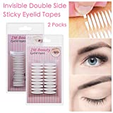 Best Eyelid Tapes - 2 Packs Invisible Double Side Eyelid Tapes Stickers Review