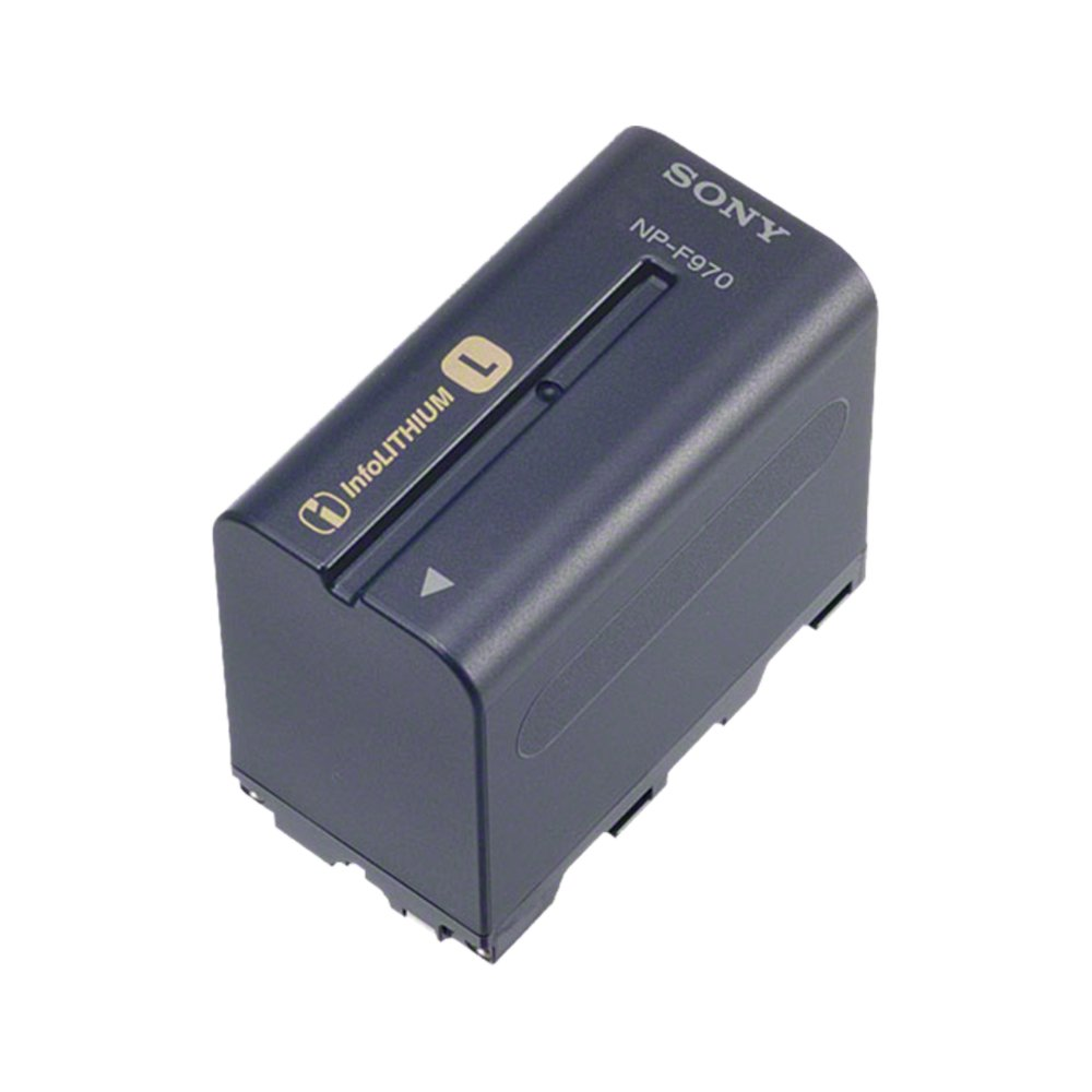 Sony NPF970 Rechargable Battery Info Lithium L by Sony