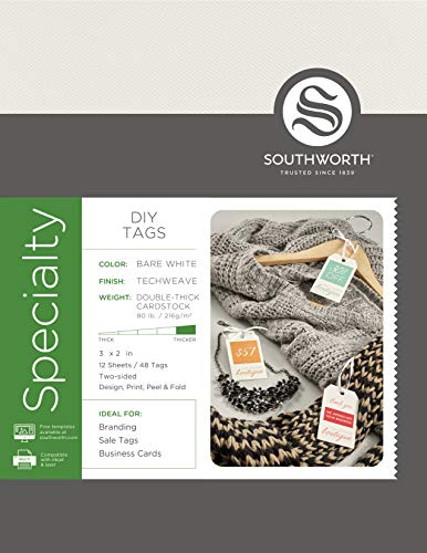 Southworth DIY Tags, 3.5