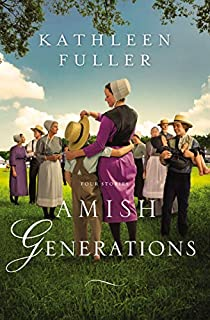 Book Cover: Amish Generations: Four Stories