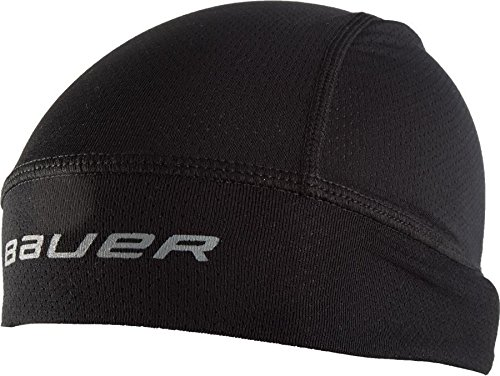 Bauer NG Performance Skull Cap, Black, One Size
