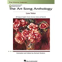 The Art Song Anthology: With Online Audio of