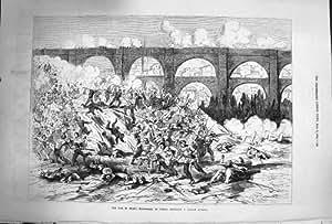 Ejército Carlista del Ataque de Teruel de 1874 de la Guerra Voluntarios de España [Cocina y Hogar]