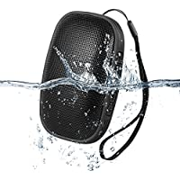 Bestfy Portable Wireless Outdoor Bluetooth Speaker with Waterproof IPX5, Buit-in Mic & FM Radio, Perfect Speaker for iPhone, iPod, iPad, Tablet