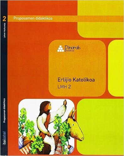 Descargar libros electrónicos para móviles Gida Erlijio Katolikoa LMH 2: Dinorah proiektua en español MOBI