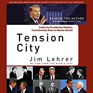 Tension City Audiobook