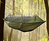 "Package includes:2pcs buckles, 2pcs 6.6ft lashing Ropes, 2pcs Mosquito Net ropes, 1pcs Carry bag. Color:Army Green. Sleep 2 Person.   --Important Notice, Please Read---   Other seller is selling fake ""douper"" by low price, we are the ""douper"" brand o..."