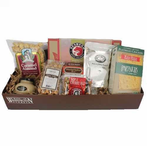 Taste of the Northwest Gift Basket