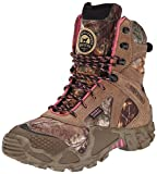 Irish Setter Women's 2862 Vaprtrek 8'' Uninsulated Waterproof Hunting Boot, Real Tree Camo, 5 M US
