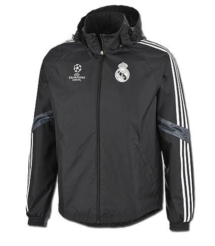 promo code shop best selling adidas Chaqueta Real Madrid 3ª 2014-2015 Negro Talla L ...