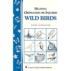 Helping Orphaned or Injured Wild Birds: Storey's Country Wisdom Bulletin A-210 (Storey Country Wisdom Bulletin, A-210)