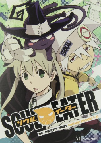 Where to find soul eater dvd complete series?