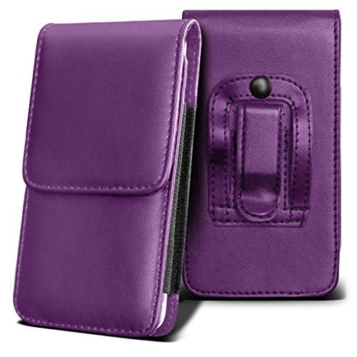 platinum leather hip case - 2