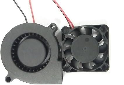 Extrusora impresora 3D HICTOP Turbo ventilador de refrigeración ...