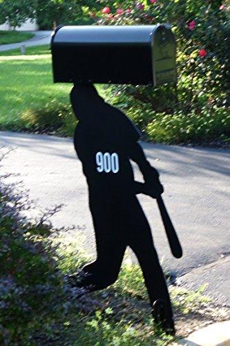 Baseball Mailbox Post by Mailbox Post Expressions (Image #1)
