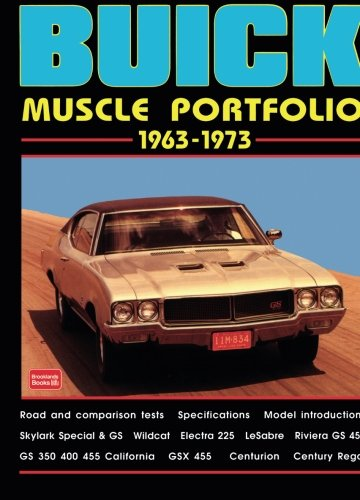 Buick Muscle Cars 1963-1973