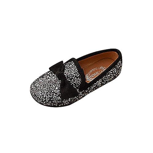 Botas Mocasines Niñas, LANSKIRT Bebé Infant Toddler Niña Bowknot Bling de Cristal Princesa Fiesta Zapatos de Baile: Amazon.es: Zapatos y complementos