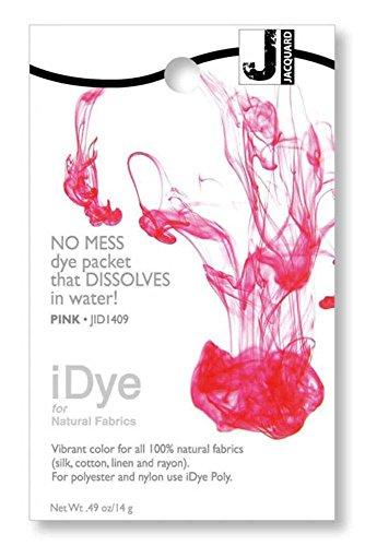Jacquard E861.8360 iDye Fabric Dye 14 - Pink Dye Fabric