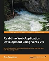 Real-time Web Application Development using Vert.x 2.0 Front Cover