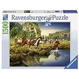 Ravensburger Wild Horses Jigsaw Puzzle (1500-Piece)