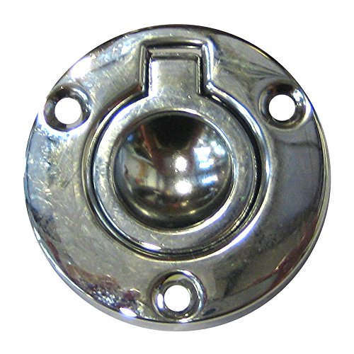 Perko 1232DP2CHR Flush Ring Pull, 2-Inch (Perko Flush Pull)