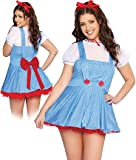 Sweet Dorothy Plus Size Costume of size XXL