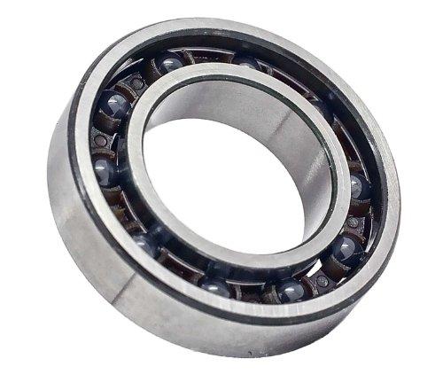 Si3n4 Ceramic Abec 7 Bearings (14.2x25.3x6 mm Hybrid Ceramic Miniature Ball Bearing, Stainless, Si3N4, ABEC-7,)