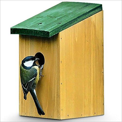 Spetebo Nichoir avec toit vert
