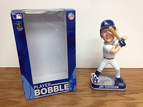 Joc Pederson 2015 ROOKIE 1st ISSUE Los Angeles Dodgers Bobblehead Bobble SGA