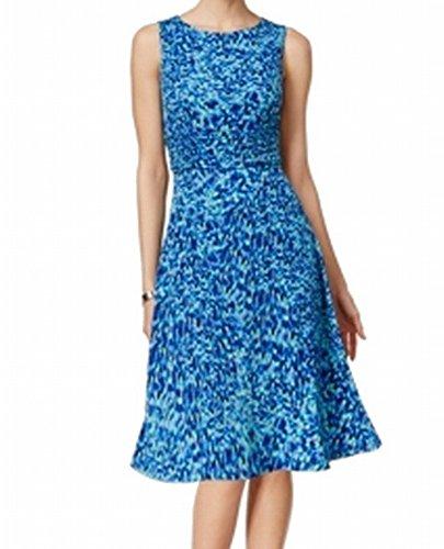 Jessica Howard Sleeveless Ruched Dress - 8