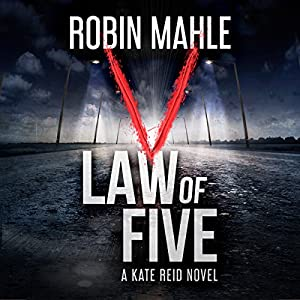 Law of Five: A Kate Reid Novel Audiobook