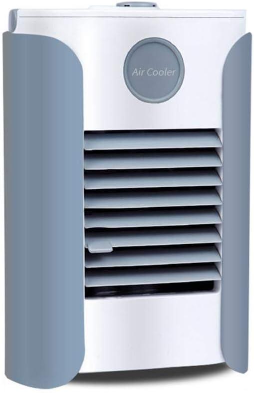 Xploit Ventilador de Aire Acondicionado, purificador de Aire con Monitor de Calidad del Aire para alergias, Polvo, purificador de Aire Ideal para el hogar, distribución de Aire más Limpio